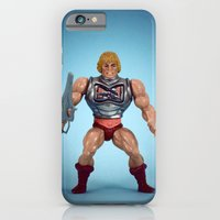 He-Man Battle Damage  iPhone 6 Slim Case