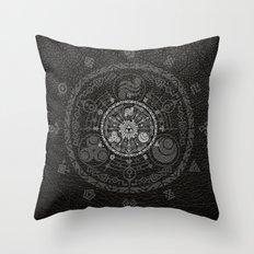 Legend Of Zelda Hyrule Historia Throw Pillow