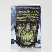 The Monster Stationery Cards