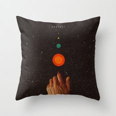 Contact Throw Pillow