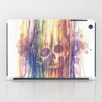 RAINBOW SKULL iPad Case