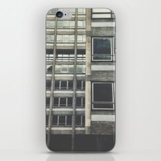 Industrial facade iPhone & iPod Skin