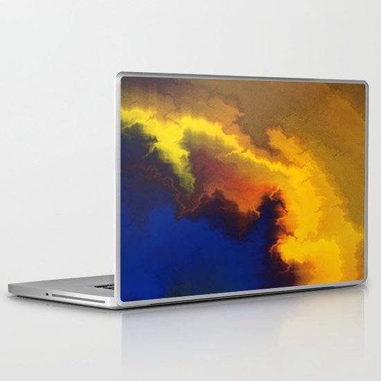 Mystical Movement Laptop & iPad Skin