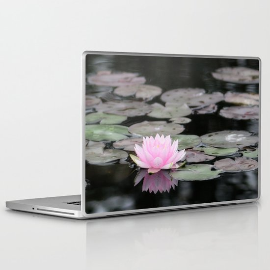 The Lily Pad Laptop & iPad Skin