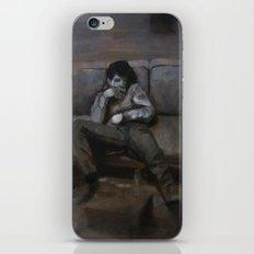 Lou iPhone & iPod Skin