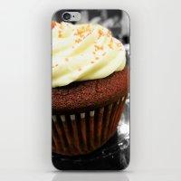 Red Velvet Cupcake iPhone & iPod Skin
