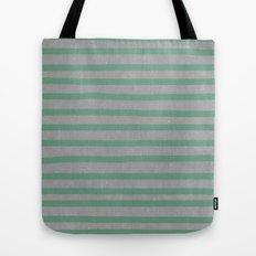 Concrete & Stripes Tote Bag