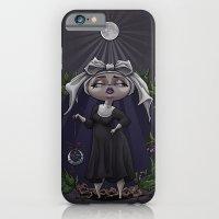 Sous La Lumière De La Lune iPhone 6 Slim Case