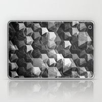as the curtain falls (monochrome series) Laptop & iPad Skin