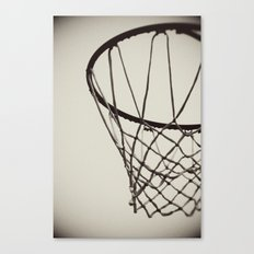 Nothing but Net Canvas Print