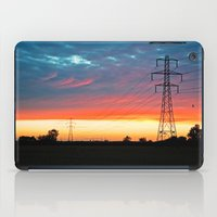 The Warmth Of Lincolnshire iPad Case