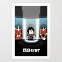 G3ARSH1FT The Movie Art Print
