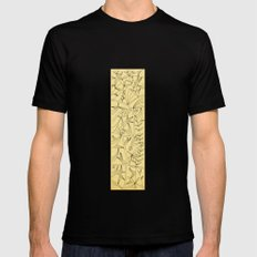 - 7_06 - Mens Fitted Tee Black SMALL