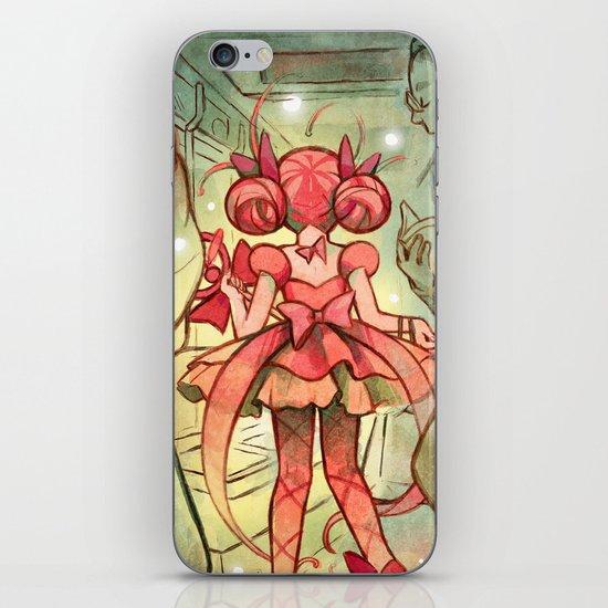 Mahou Subway iPhone & iPod Skin