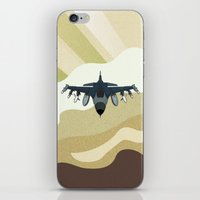 F-16 Fighting Falcon iPhone & iPod Skin