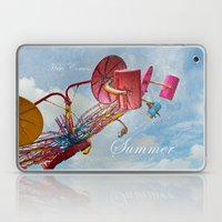 Here Comes Summer Laptop & iPad Skin