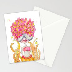dreamsicle -- she's extra yummy. Stationery Cards