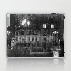 Paris road Laptop & iPad Skin