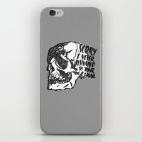 Never Responded iPhone & iPod Skin