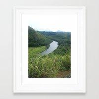 Hawaii 3 Framed Art Print