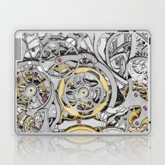 Watch Mechanism Laptop & iPad Skin