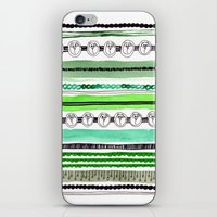Pattern / Nr. 4 iPhone & iPod Skin