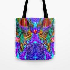 Aftershock-Lady Jasmine Tote Bag