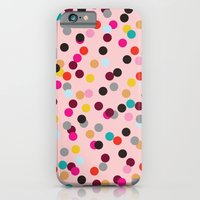 Confetti #3 iPhone 6 Slim Case