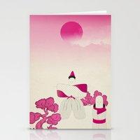 M A D E I N J A P A N # … Stationery Cards
