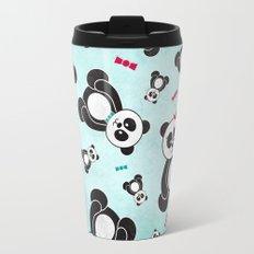 Panda Freefall Travel Mug