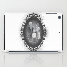 Framed family portrait iPad Case