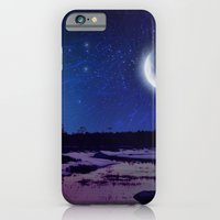 iPhone & iPod Case featuring Night - From Day And Night Painting by Nicole Cleary