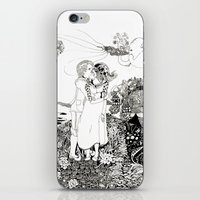 The Wedding iPhone & iPod Skin