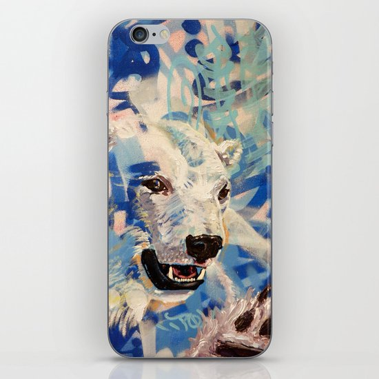 Polar Bear iPhone & iPod Skin