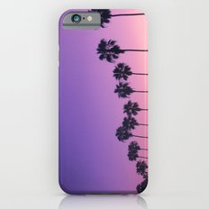 Palm Sunset iPhone 6 Slim Case