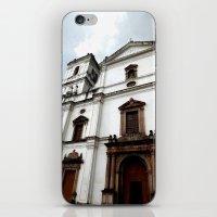 Majestic Church iPhone & iPod Skin