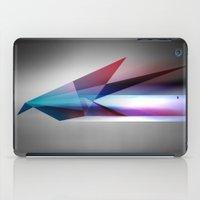 Bird is the Word Vector Art iPad Case