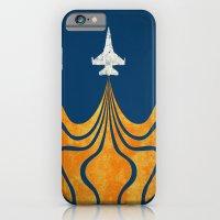 Retro Rocket iPhone 6 Slim Case