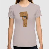 Danbo Womens Fitted Tee Cinder SMALL