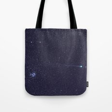 Comet Lovejoy Tote Bag