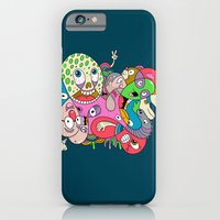 Teenage Mutant Scribble … iPhone 6 Slim Case