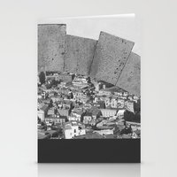 Napoli città nascosta Stationery Cards