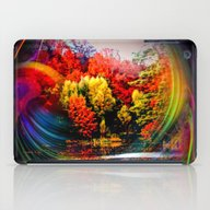 iPad Case featuring Abstract Perfection 42 A… by Walter Zettl