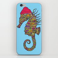The Z Horse iPhone & iPod Skin