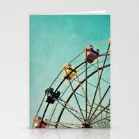 Aquamarine Dream Stationery Cards