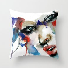 Aaralyn  Throw Pillow