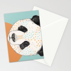 Polkadot Panda Stationery Cards