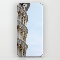Leaning Tower Of Pisa iPhone & iPod Skin