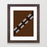 Star Wars - Chewbacca Framed Art Print