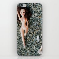 Down in the Gravel iPhone & iPod Skin